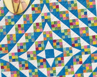 Patches of Life Quilt Pattern