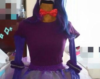 Fnaf cosplay bonnie costume fnaf