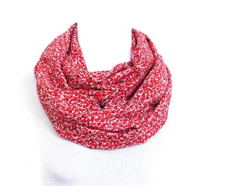 Spring / Sommer Scarf - Viscose - Multicolored