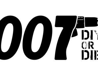 Diy or Die - T-shirt graphics - File