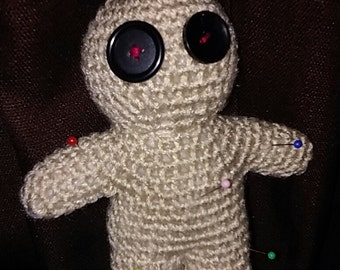 Vinnie the Hoodoo doll