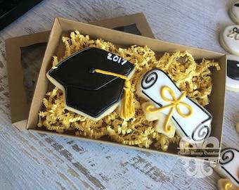 Graduation 2017 Cookies