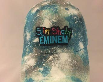 Slim shady dad hat