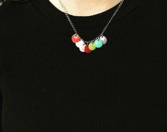 The candy necklace