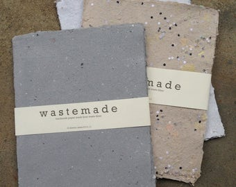 wastemade: Handmade Papers