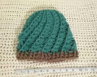 Mint Chocolate Hat