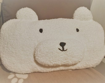 Bear soft cushion