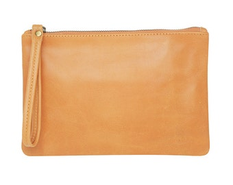 leather pouch - leather clutch - leather purse - small leather pouch - small leather purse - leather clutch purse - leather clutch