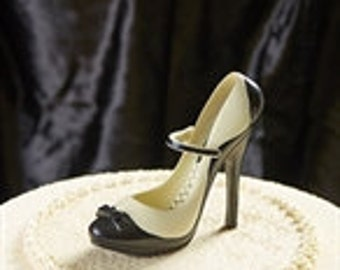 Coco's Closet Collectible Shoe from Giftcraft or use as Cake Topper