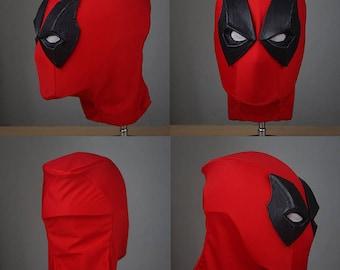 deadpool mask / DEADPOOL mask