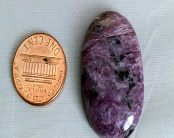 CHAROITE CABOCHON FOR wire wrapping bezel setting jewelry making