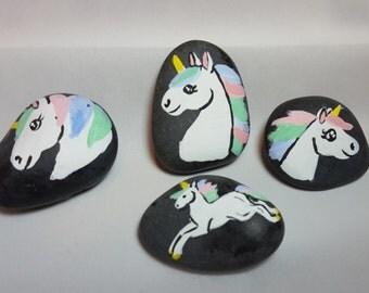 Unicorn Pet Rock Stocking Stuff