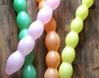 Bumpy Balloons