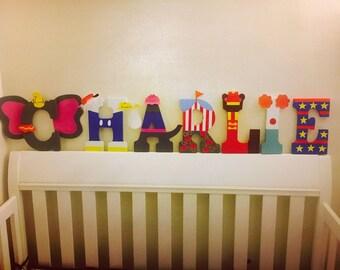 Dumbo letters
