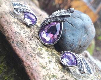 Excellent stone of spiritual elevation, Tanzanite pendant