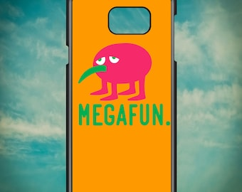 Megafun Bored Monster for Samsung Galaxy Note 3, Samsung Galaxy Note 4, Samsung Galaxy Note 5, Electronic Phone Case