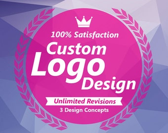 Custom Logo, Logo Design Custom, Custom Logo Package, Custom Logo Design , Custom Business Logo, Custom Branding, Creative Custom Logo