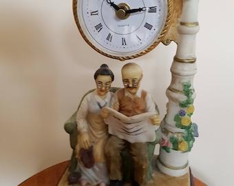 wellington quartz clock