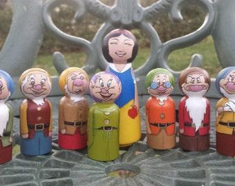 Snow White storybook set