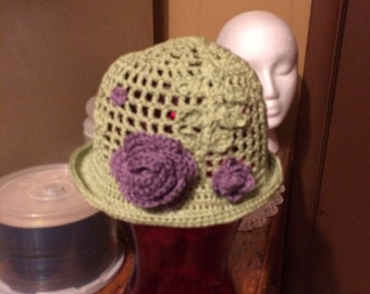 Child's Spring Hat