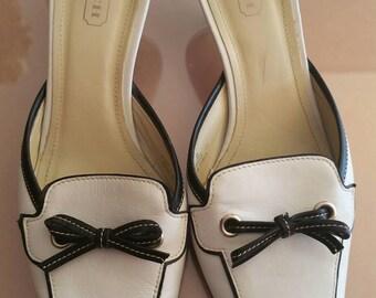 Coach mini heels