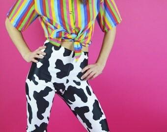 Cow Girl Leggings