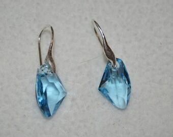 Swarovski Galatic Earrings