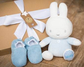 Baby gift set - Blue Miffy gift Box