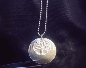 Mothers family tree necklace
