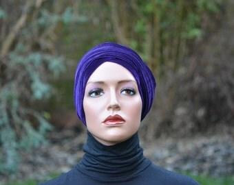 Velvet Turban headwrap
