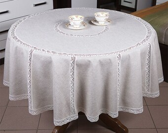 Tablecloth, lace 6S-643