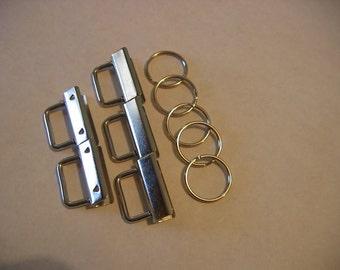 "Key Fob Hardware 1 1/4"" / 32mm x 25"