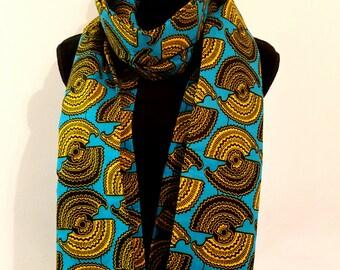 Ankara padded shawl for winter season