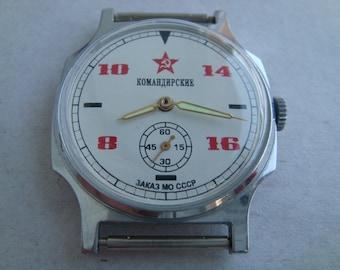 Pobeda watch, masonic watch, soviet watch, ussr watch, military watch, mens watch, russian watch, wrist watch, retro watch