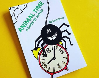 Animal Time: A Book of Rhyme