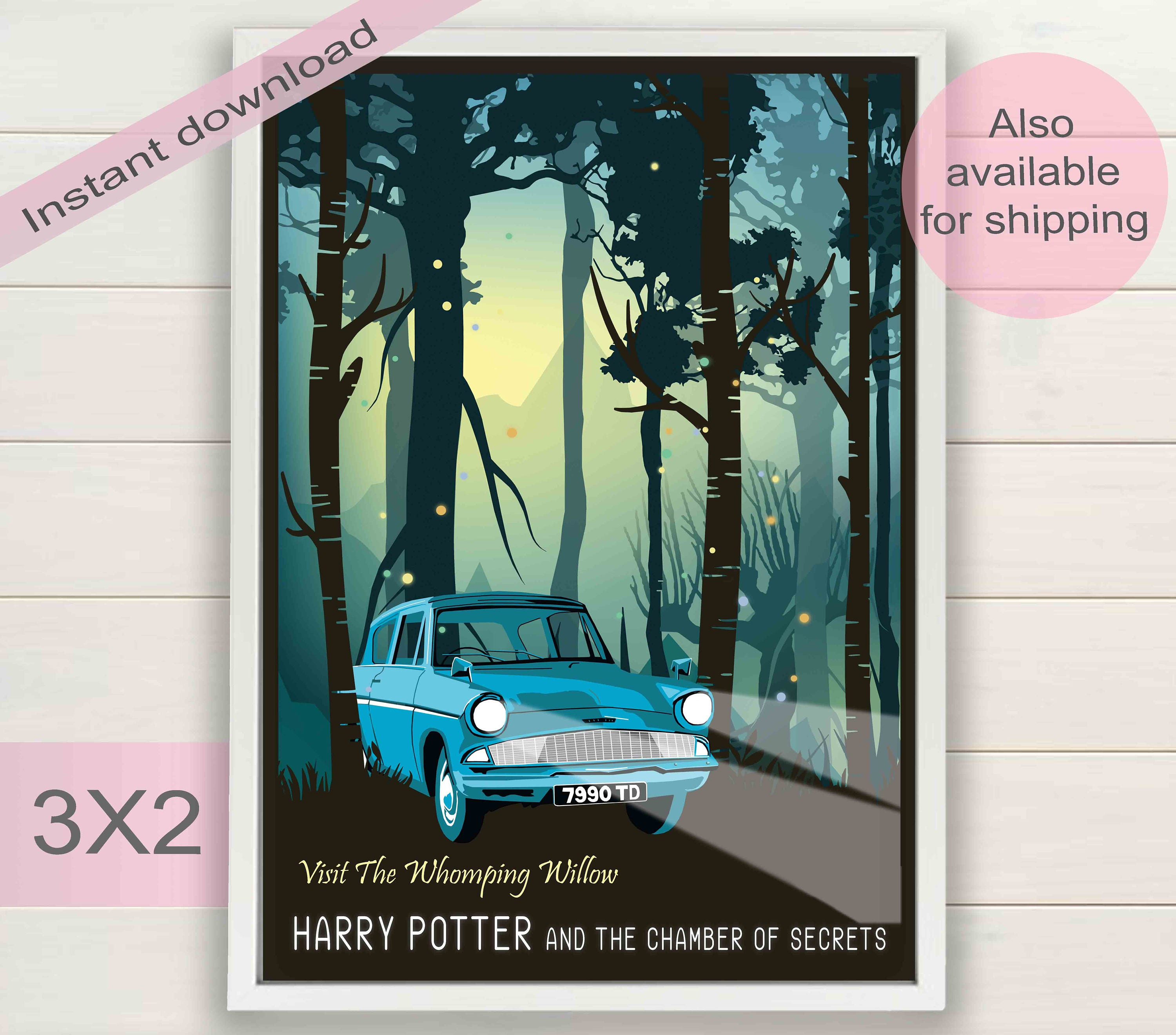 Room Decor Harry Potter Occasion
