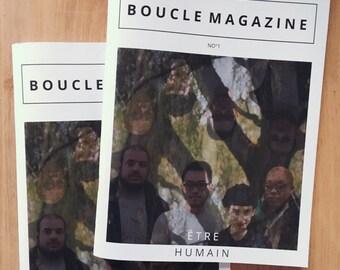 Loop Magazine [be human]