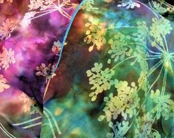 Batik Meadow Headscarf
