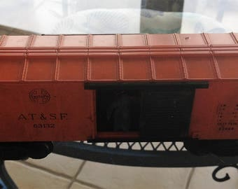 Lionel AT&SF Operating Boxcar