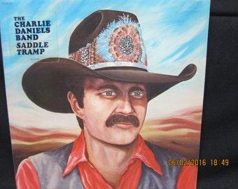 Saddle Tramp Charlie Daniels Band - Epic Records 1976