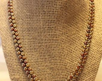 Autumn Colors Necklace