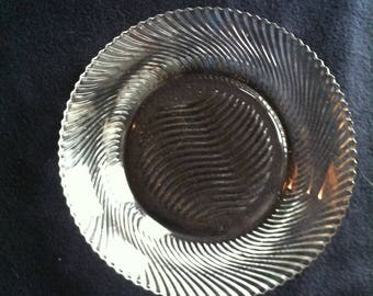 Swirl Plate made in Indonesia