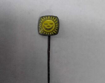 Pin Vintage Soviet Brooch