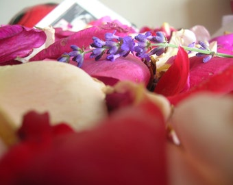 Organic dryed rose petals 5 gr