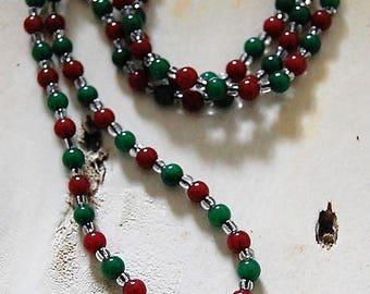 mala rubino e smeraldo