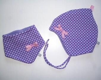 Hat and scarf size 46-48 KU