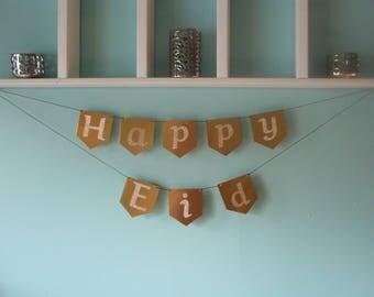 Happy Eid Banner