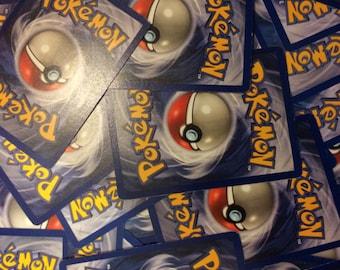 50 Pokemon Card Lot - First Generation Sets Only + Bonus