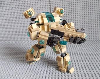 Lego Desert Storm Mech