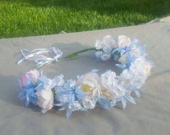 Pretty in Pastels Crown